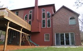 Siding Palmer Construction